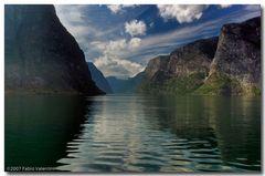 Trollfjord, Lofoten Islands