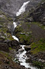 Trollstigen I - Dort hinauf