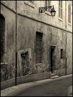 Trompe l'oeil à Arles