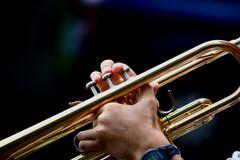 trompetista --trompeter