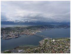 Tromsø von oben