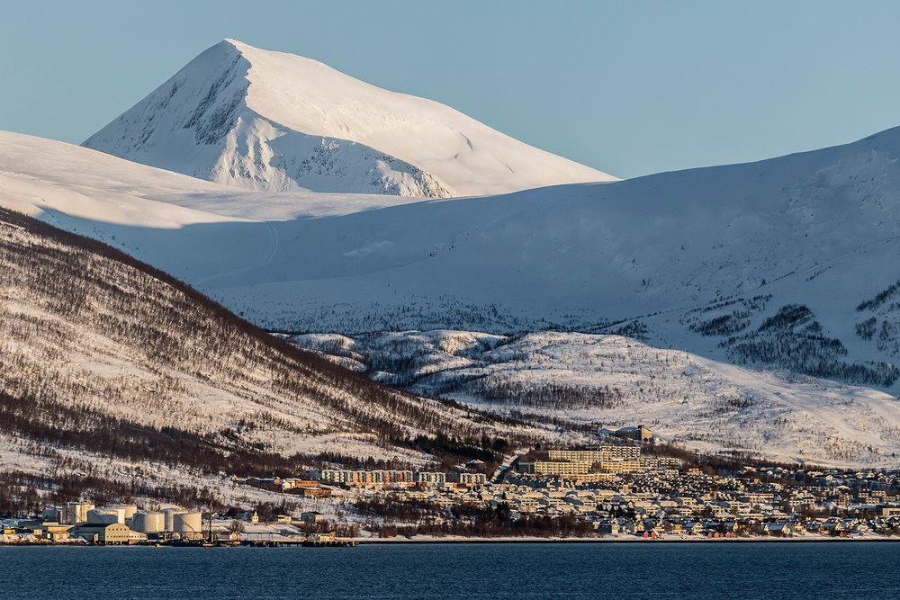 TROMSÖ - Das Tor zum Eismeer