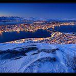 Tromsö - Stadt der Lichter