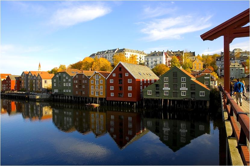 Trondheim - Alter Hafen 2