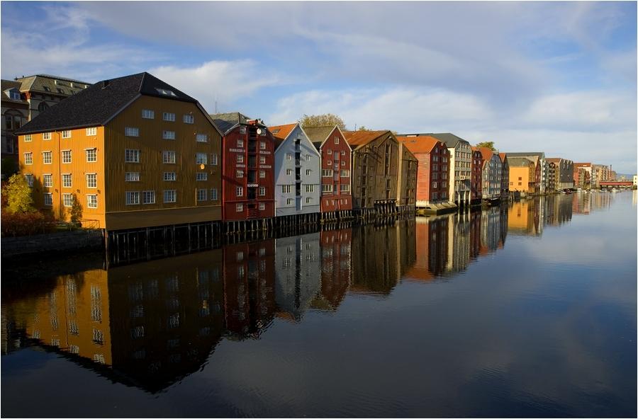 Trondheim - Alter Hafen 3