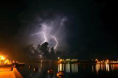 Tropen- Nacht in Havanna