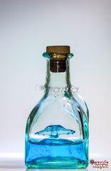 Tropfen in Flasche