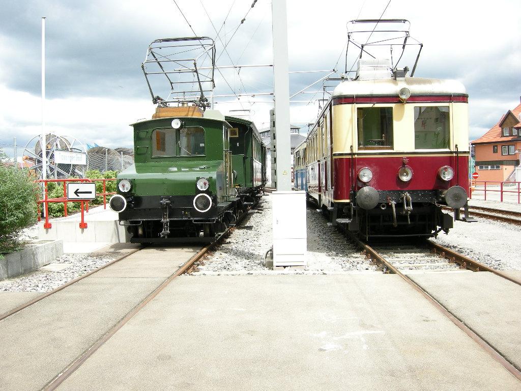 Trossinger Eisenbahn