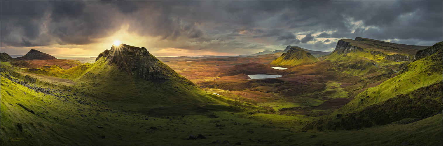 Trotternish Ridge...