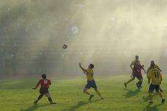 Trotz Nebelkerzen - das Spiel geht weiter