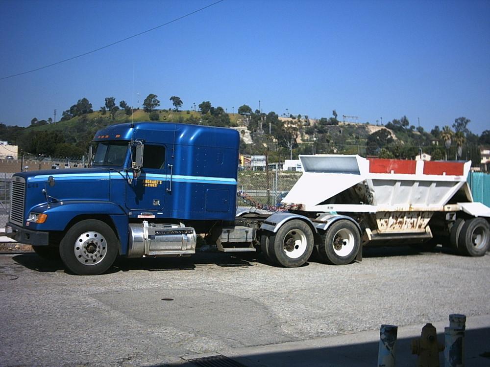 Truck in LA