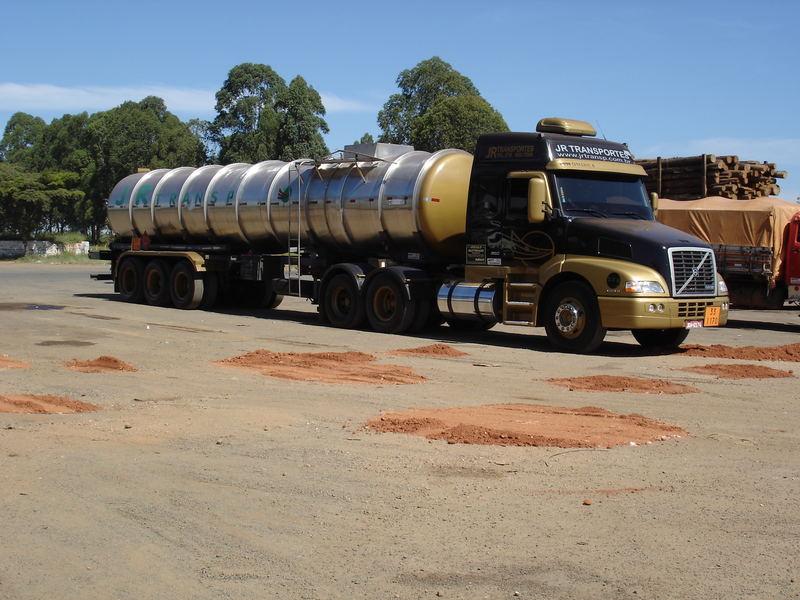 Truck of Minas Gerais