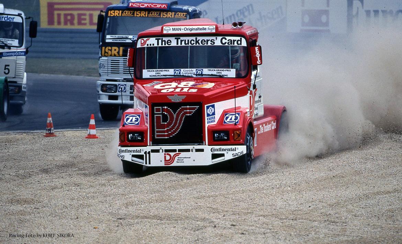 Truck Racing a.Nürburgring
