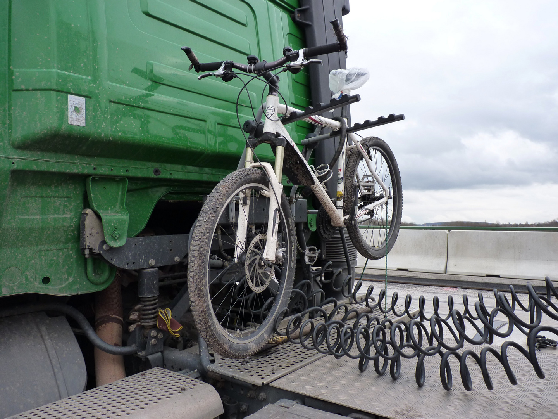 Trucker's Reserverad