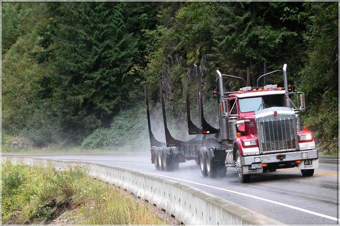 Truckgischt