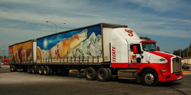 Trucking in Mexico