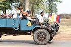 Truckriding - Cambodian Style