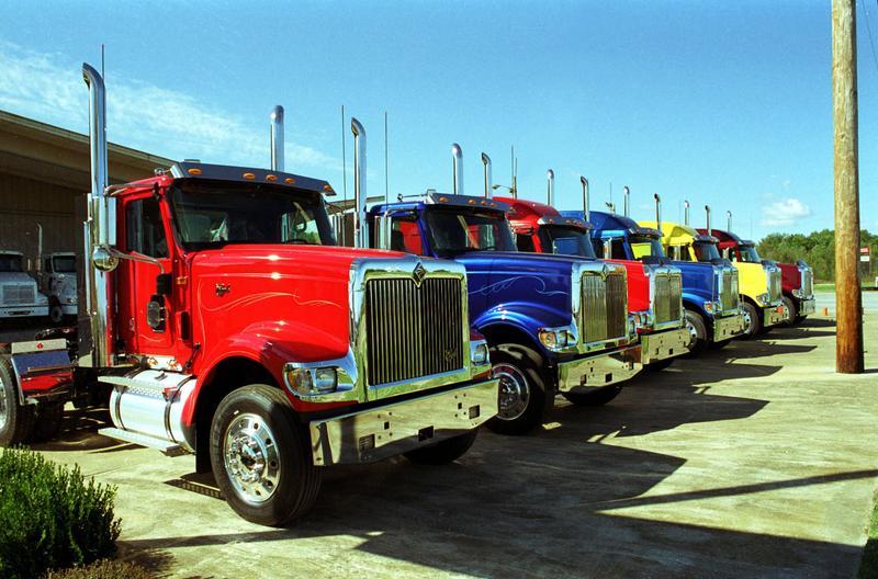 Trucks in Jackson/Tennessee