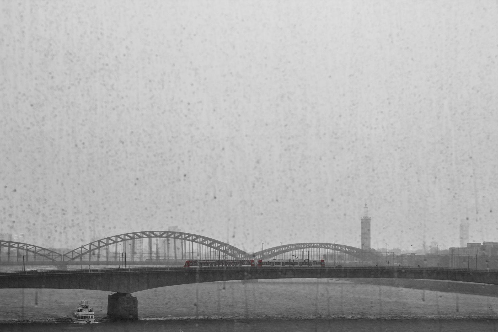 trübes Köln