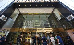 Trump Tower... und wer beschützt uns vor ihm?