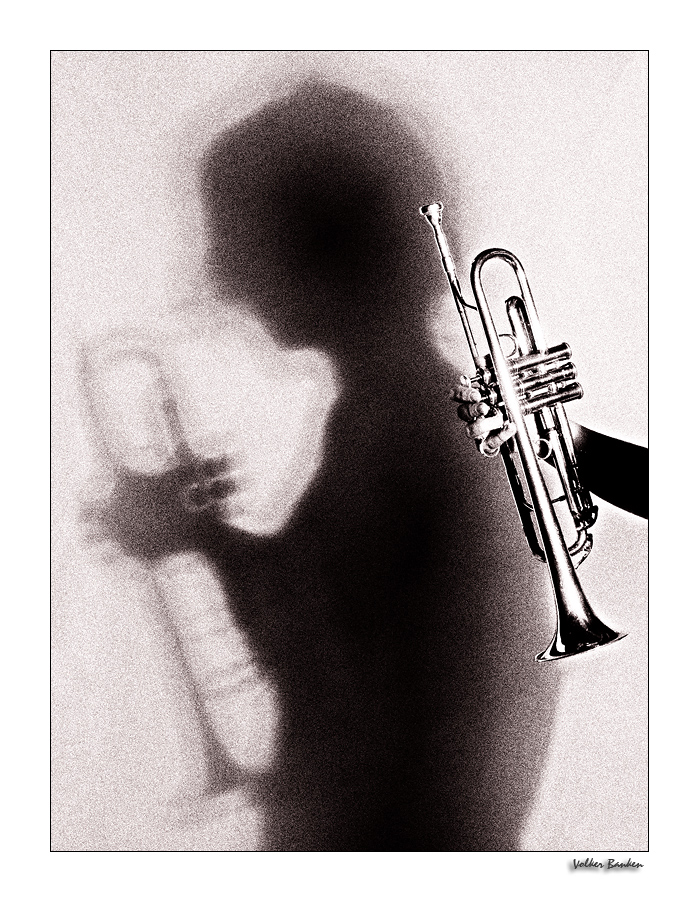 Trumpet Girl