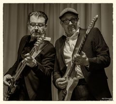 Trust us, we are bluesmen