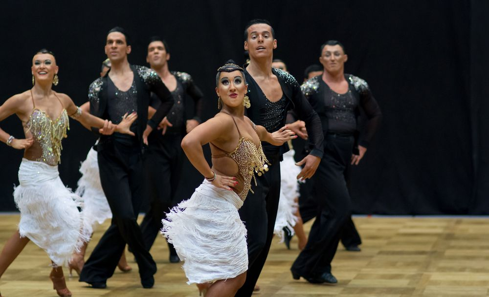 TSC Rot-Gold-Casino Nürnberg A - Music and Dance