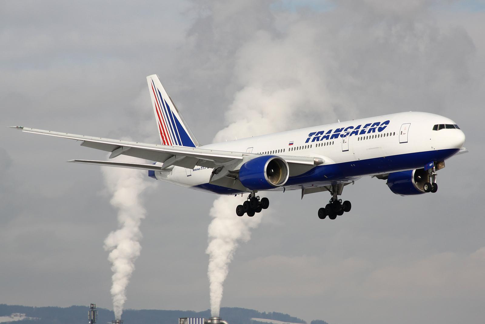 TSO 777-200