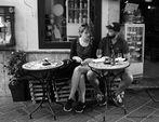 tête à tête à Taormina