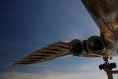 TU-144 Flügel