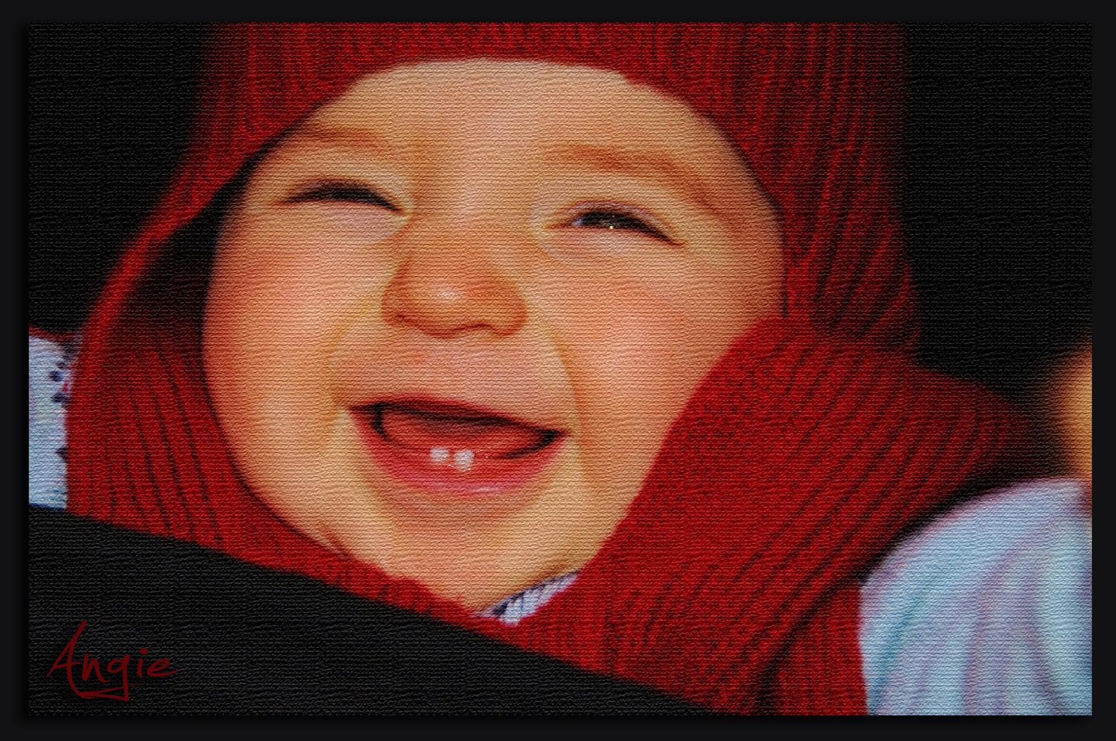 ''Tu sonrisa contagia la mía '' Dedicada a Eduardo 5 '' ProYecto la sonrisa''
