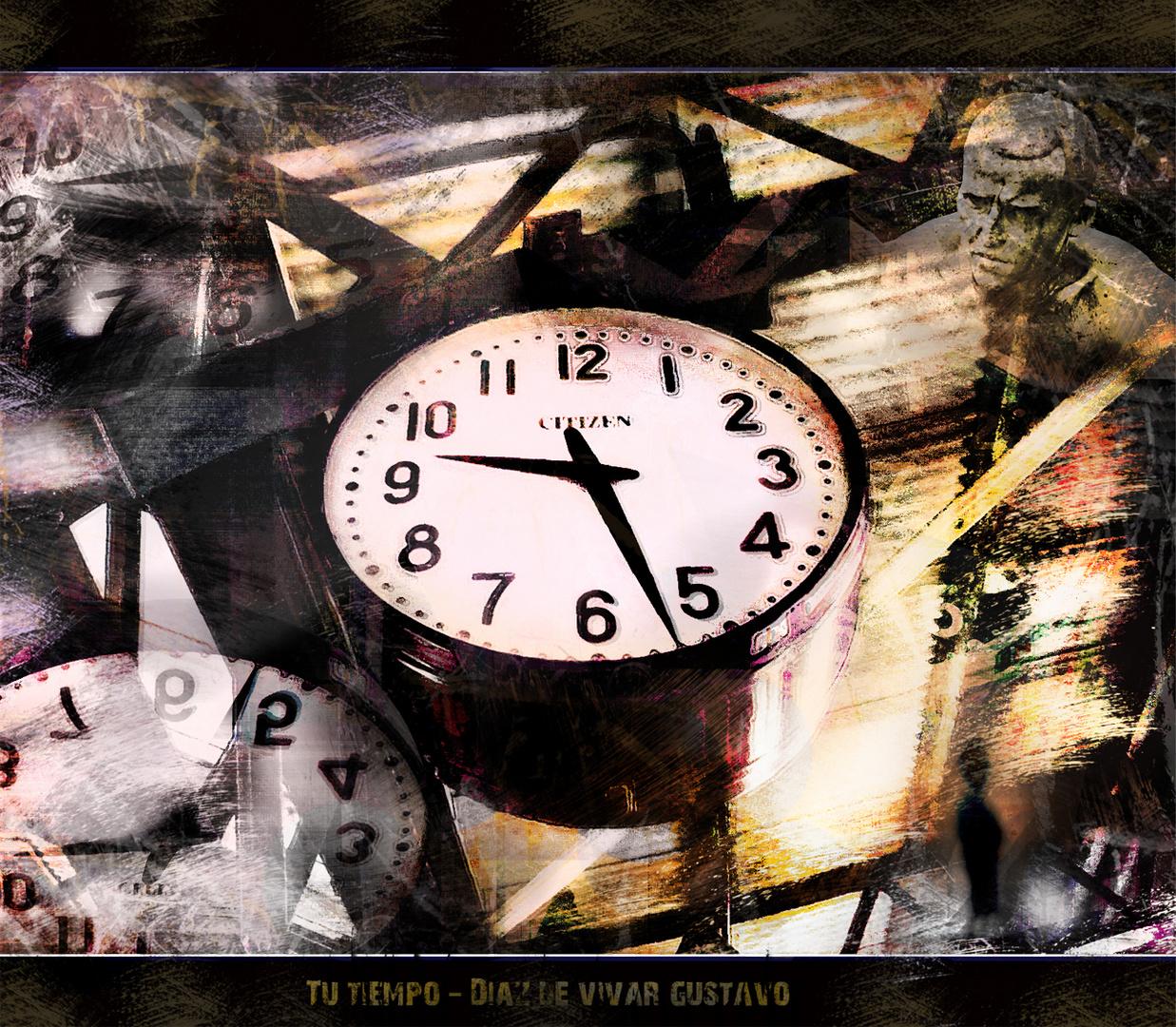 Tu tiempo