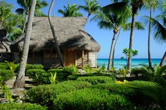 TUAMOTU ATOLL TIKEHAU OCEANIA