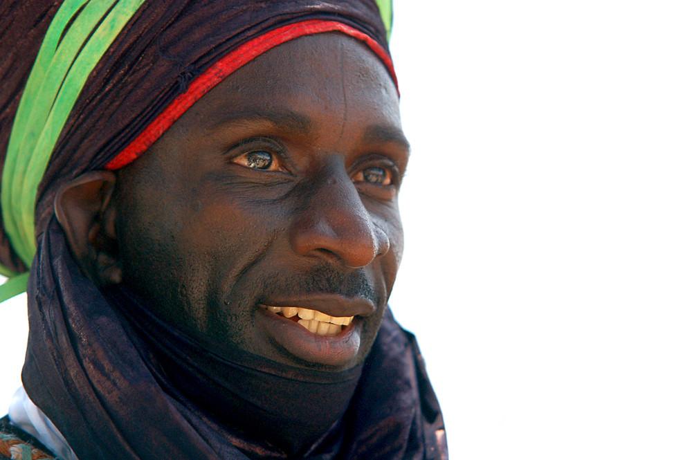 Tuareg close-up
