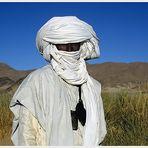 Tuareg haben keine Angst vor Falten