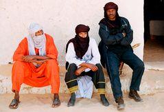 Tuareg - nicht in blau