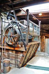 Tuchfabrik Müller - Färbeanlage