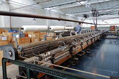 Tuchfabrik Müller - Spinnerei