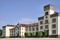 Tübingen - Am Finanzamt