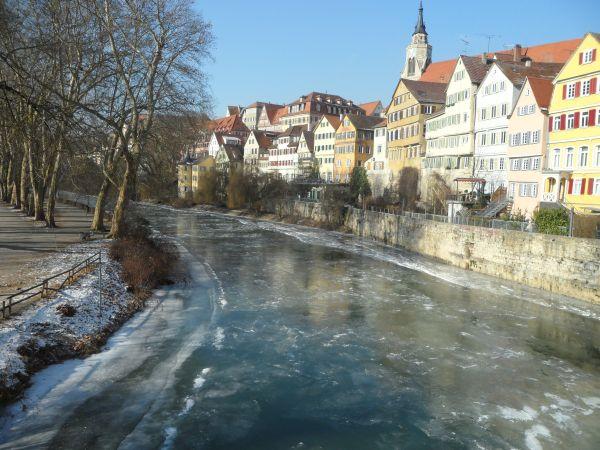 Tübingen im Jahre 2012