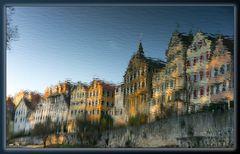 Tübingen im Neckar