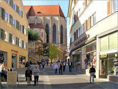 Tübingen - In der Neckargasse