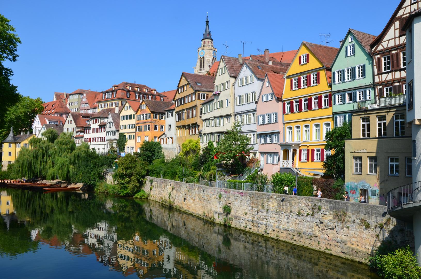 Tübingen Neckarfront