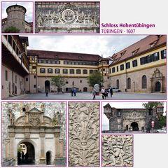 Tübingen · Schloss Hohentübingen
