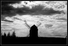 Tüngeda - Abendmühle