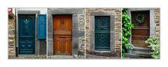 Tür an Tür