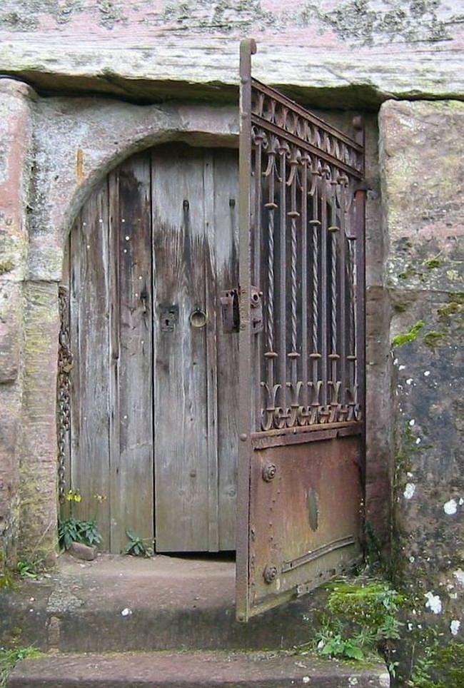 Tür auf, Tür zu...
