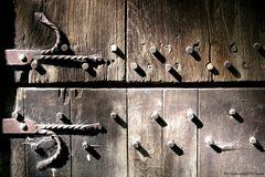 Tür der Vergangenheit