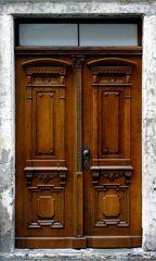 Tür in Regensburg