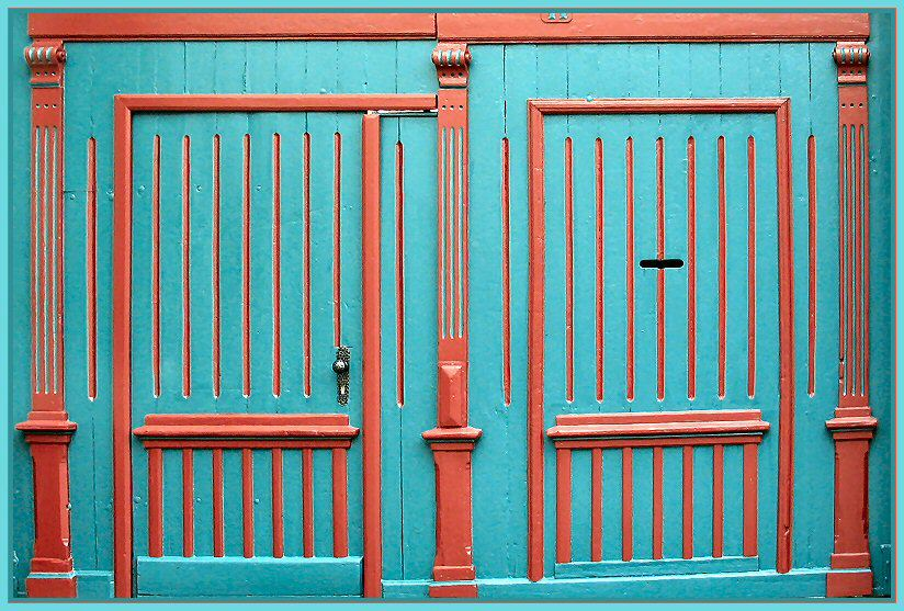Tür --- Nicht-Tür
